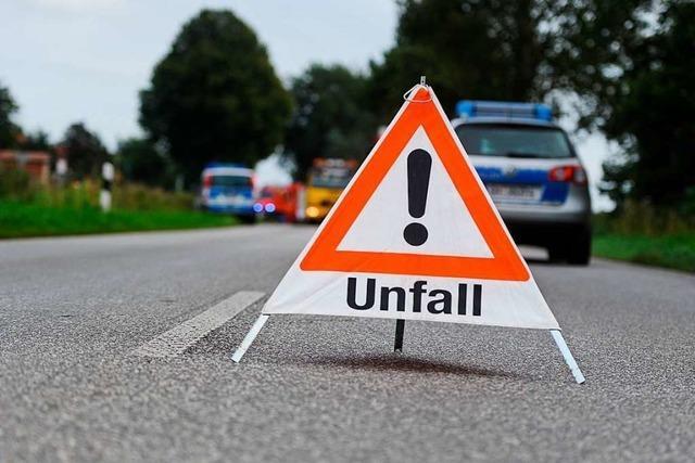 Motorradfahrer stürzt auf dem Schauinsland und stirbt