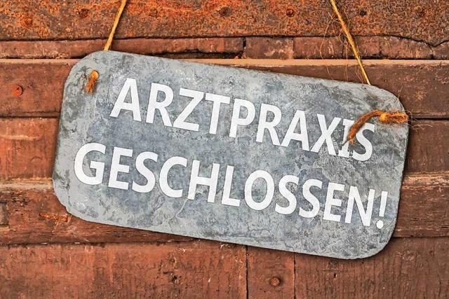 Schopfheim hat keinen Hausärztemangel, schreibt Sozialminister Manne Lucha