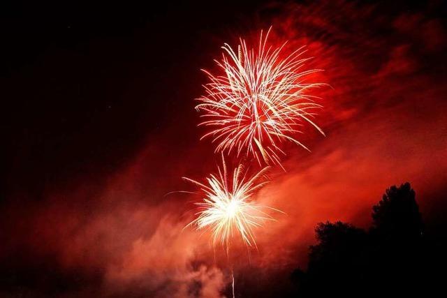 Sind Feuerwerke als Festhöhepunkte noch zeitgemäß?
