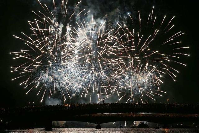 Wie schädlich sind Feuerwerke?