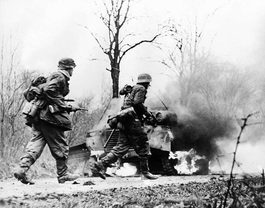 Das letzte Aufbäumen der Wehrmacht: Ardennenoffensive 1944/45  | Foto: ullstein bild