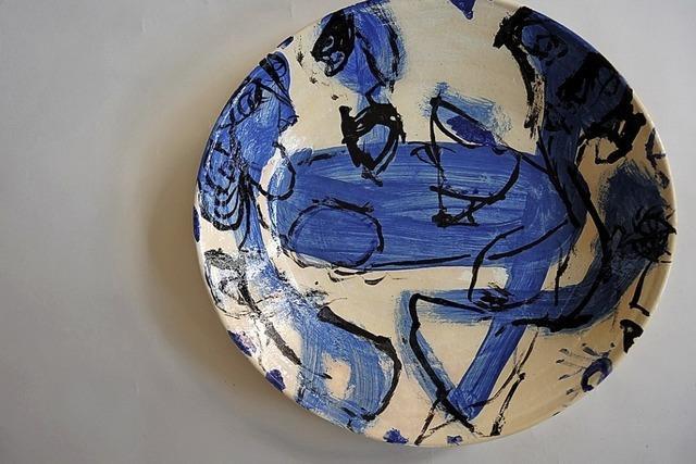 Ausstellung im Keramikmuseum Staufen