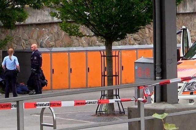 Zwei Tote bei Messerangriff am Bahnhof von Iserlohn