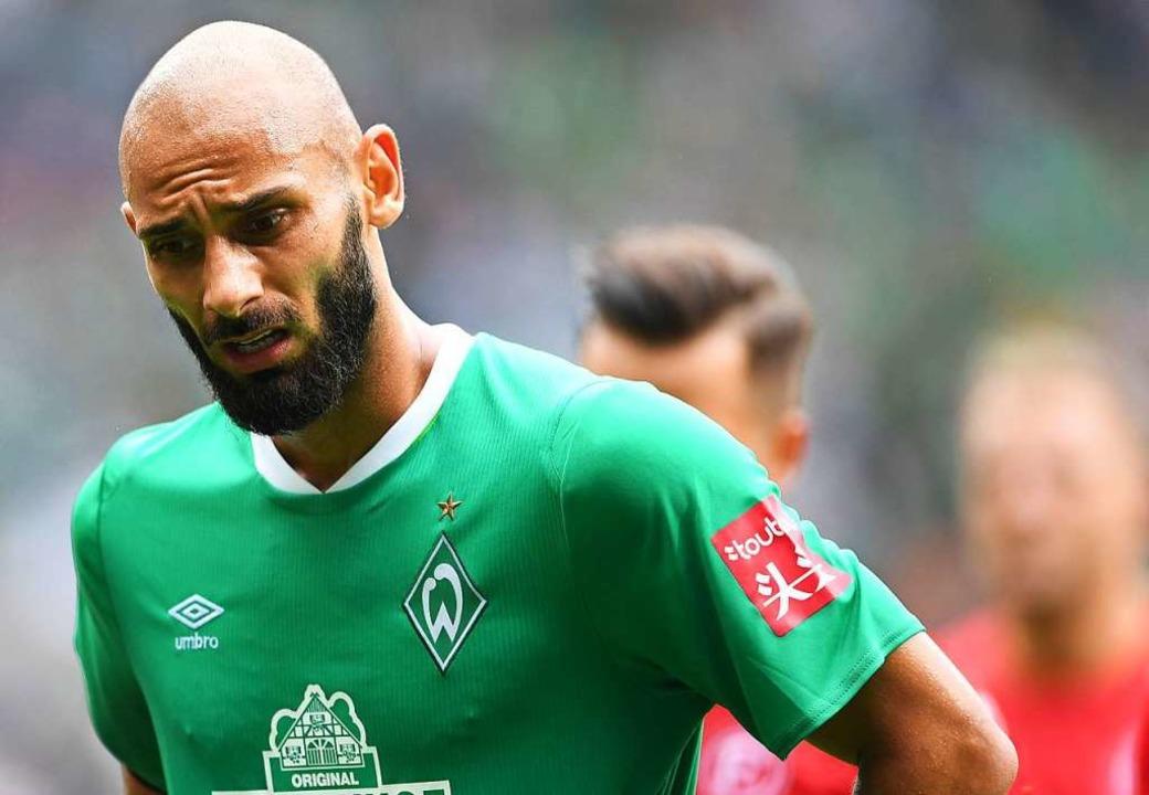 Werder Bremen unterliegt hingegen mit 1:3 Fortuna Düsseldorf.  | Foto: Carmen Jaspersen (dpa)