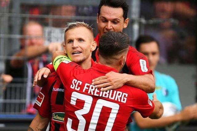 SC Freiburg besiegt Mainz 05 im Auftaktspiel mit 3:0