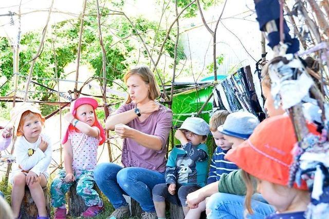 Widerwillig genehmigt der Binzener Gemeinderat einen Zuschuss für den Hofkindergarten