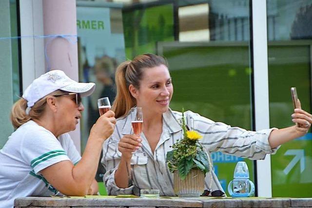 Das 48. Breisgauer Weinfest in Emmendingen