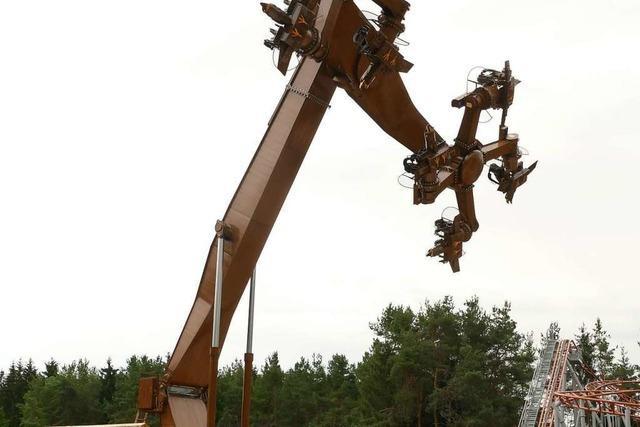 Löffinger Freizeitpark nimmt Hakenkreuz-Karussel außer Betrieb
