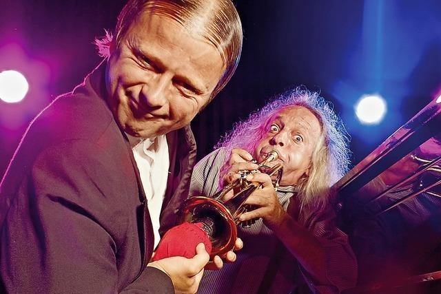 Gogol und Mäx zu Gast in Müllheim