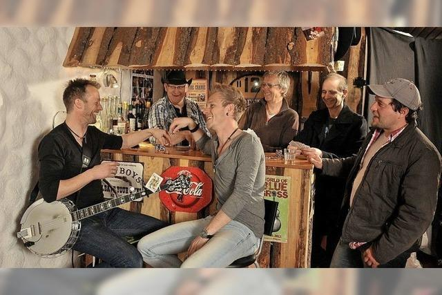 Die Band Blackwood Mary spielt in Siensbach