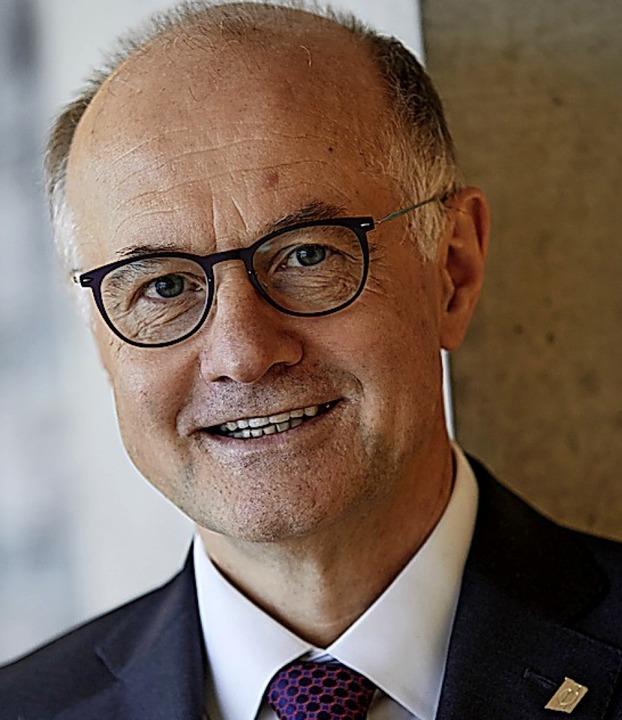 Winfried Lieber  | Foto: Michael Bode info@bode-fotografi