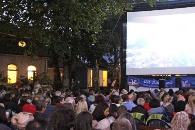 Drei Komödien im Schopfheimer Stadtpark
