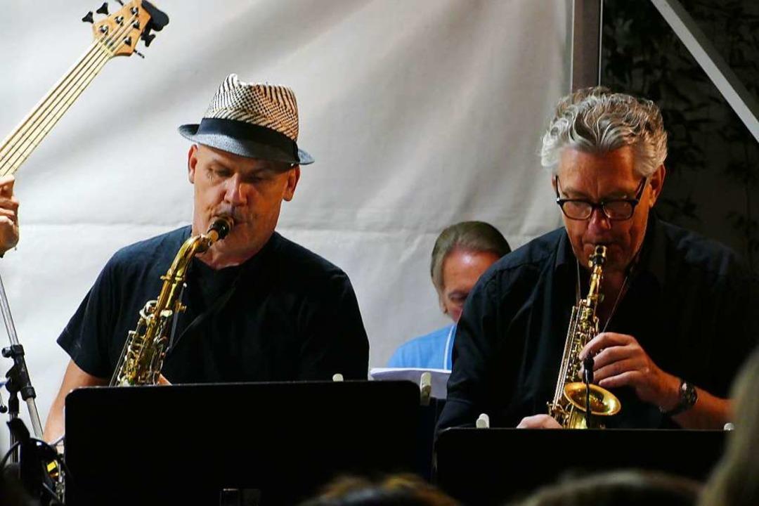 Ritmo Jazz Group    Foto: Peter Gerigk
