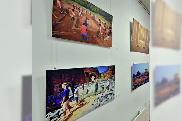 Weltwärts in Auroville