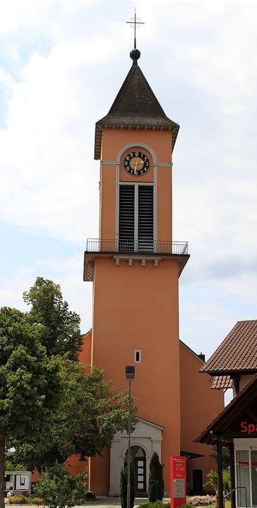 Friedenskirche Altenheim    Foto: jürgen stude