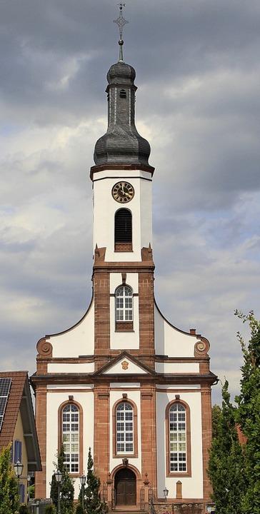 Kirche Meißenheim     Foto: jürgen stude