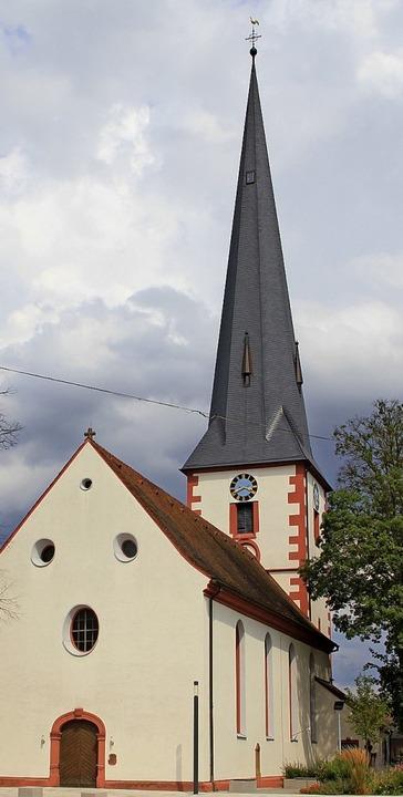 Michaelskirche Ottenheim    Foto: jürgen stude