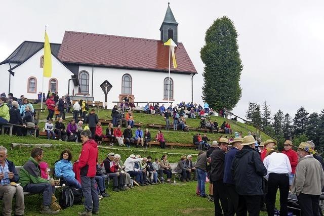 Mariä Himmelfahrt auf dem Hörnleberg