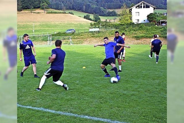 Neuer Trainer und optimistische Ziele