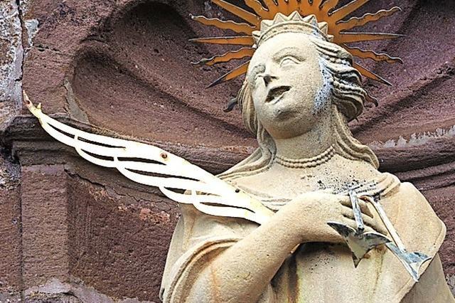 Die Legende der heiligen Jungfrauen