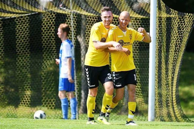SV Wasenweiler behält im Derby gegen Ihringen die Oberhand
