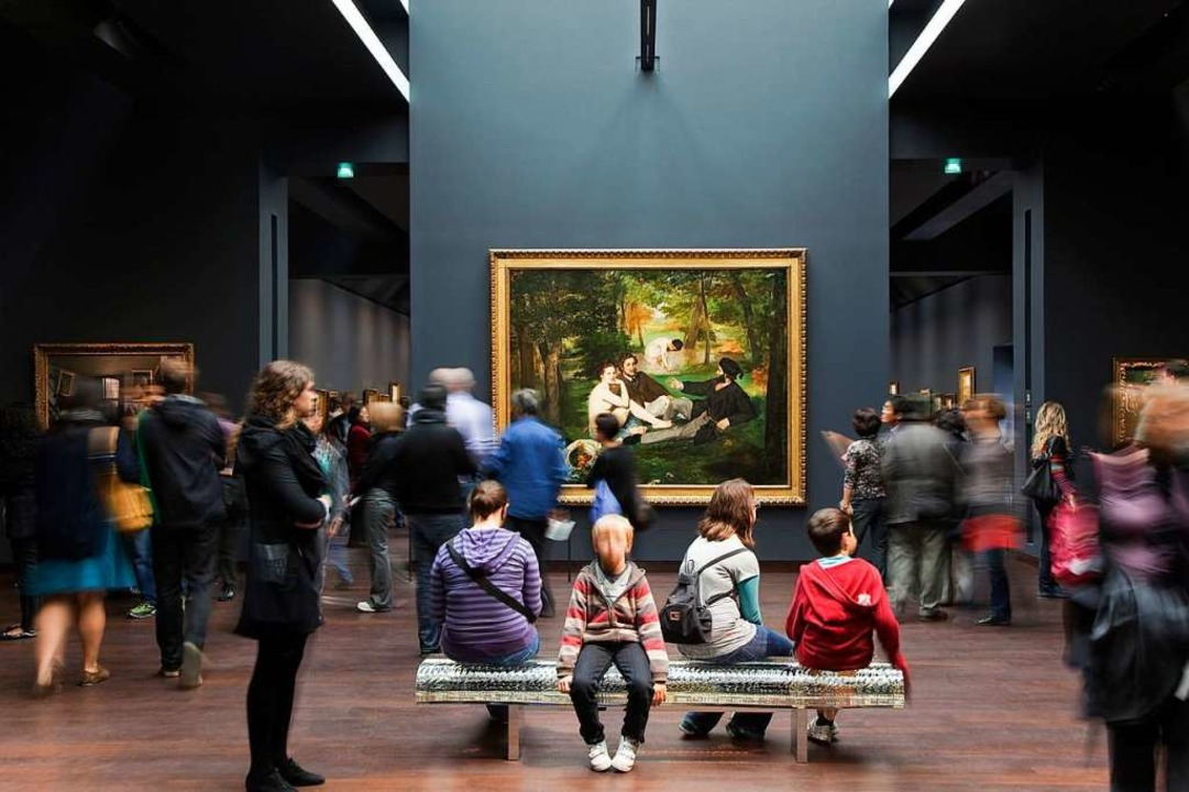 Eines der größten Museen der Welt: das Musée d'Orsay  | Foto: Musée d'Orsay