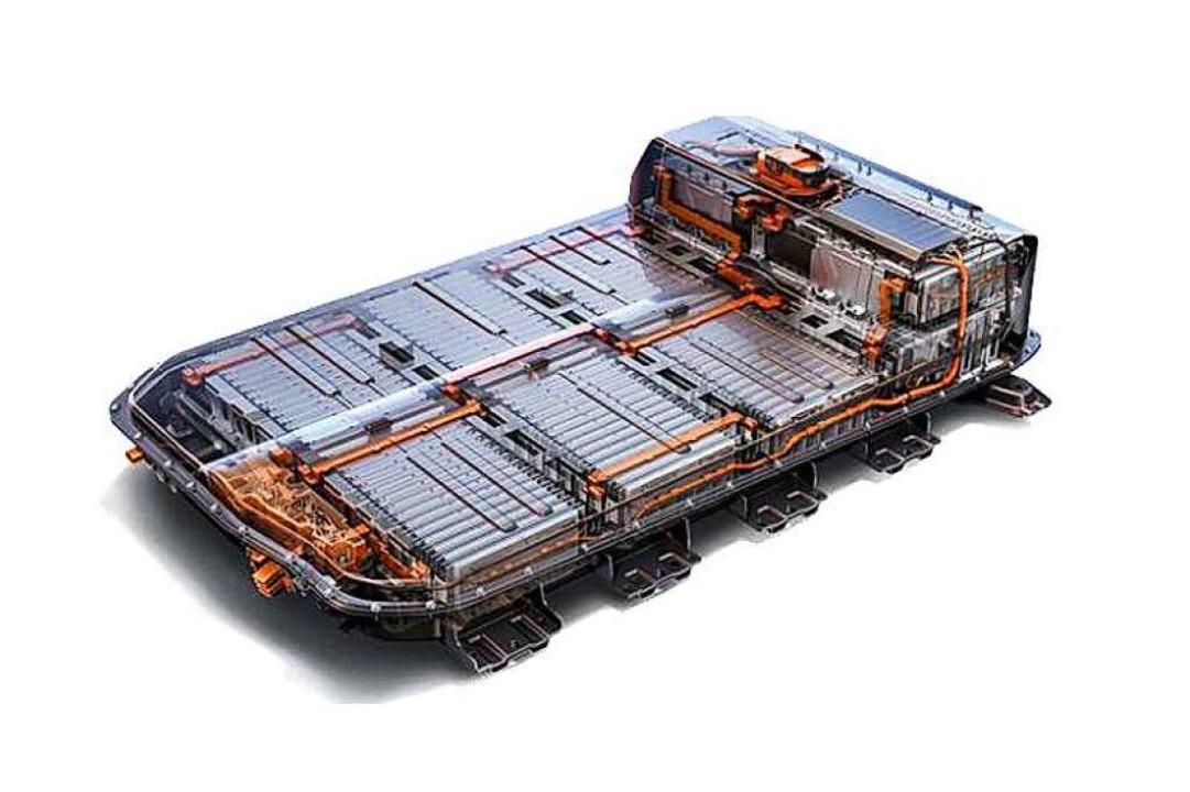 Der Batteriepack eines Opel-Modells.  | Foto: Opel