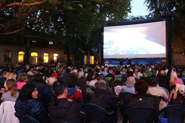Drei Komödien werden im Schopfheimer Stadtpark gezeigt