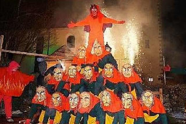 Von Teufeln und Hexen