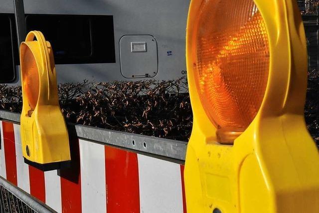 Ende August wird die Brombacher Ortsdurchfahrt gesperrt