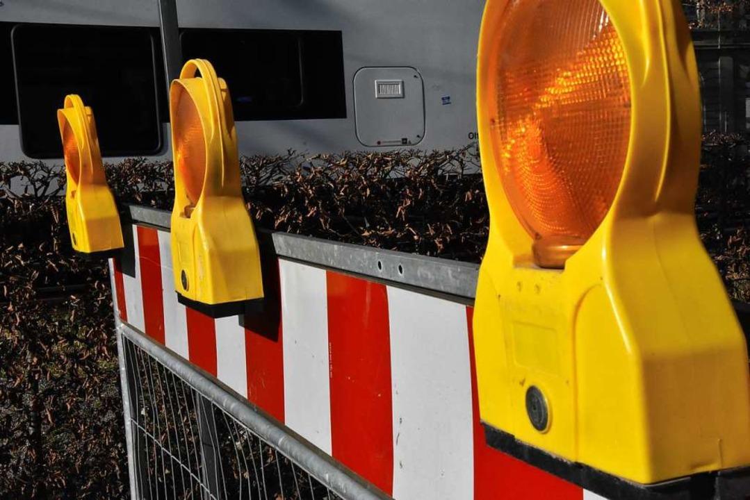 Die Ortsdurchfahrt in Brombach wird wegen Kanalarbeiten gesperrt (Symbolbild)    Foto: Kathrin Ganter