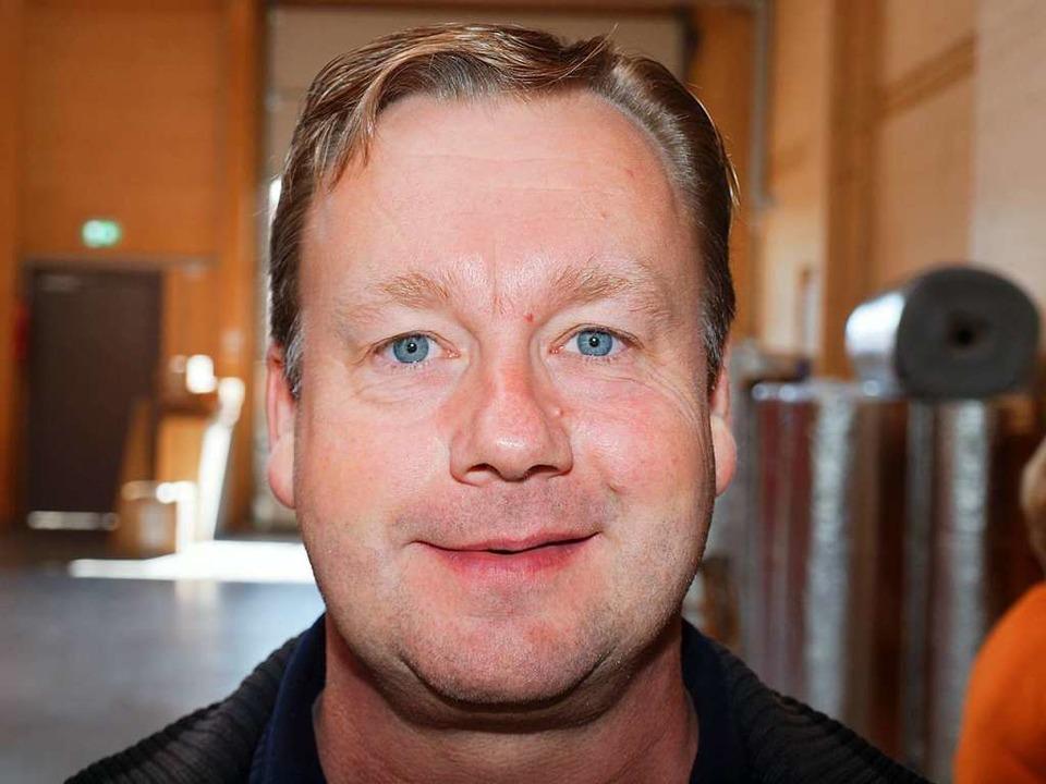 Euvinum sei einer der am schnellsten w...elanbieter, sagt Geschäftsführer Eble.  | Foto: Michael Haberer