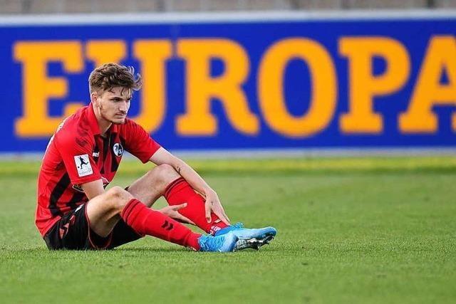 SC Freiburg II bringt ein 1:0 in Pirmasens über die Runden