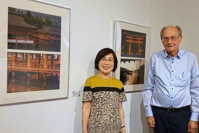 Einzigartige Japan-Ausstellung eröffnet