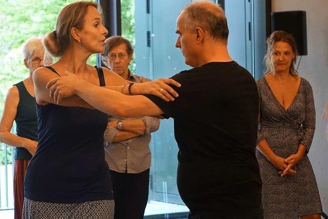 Finale der Kulturtage im Tangoschritt