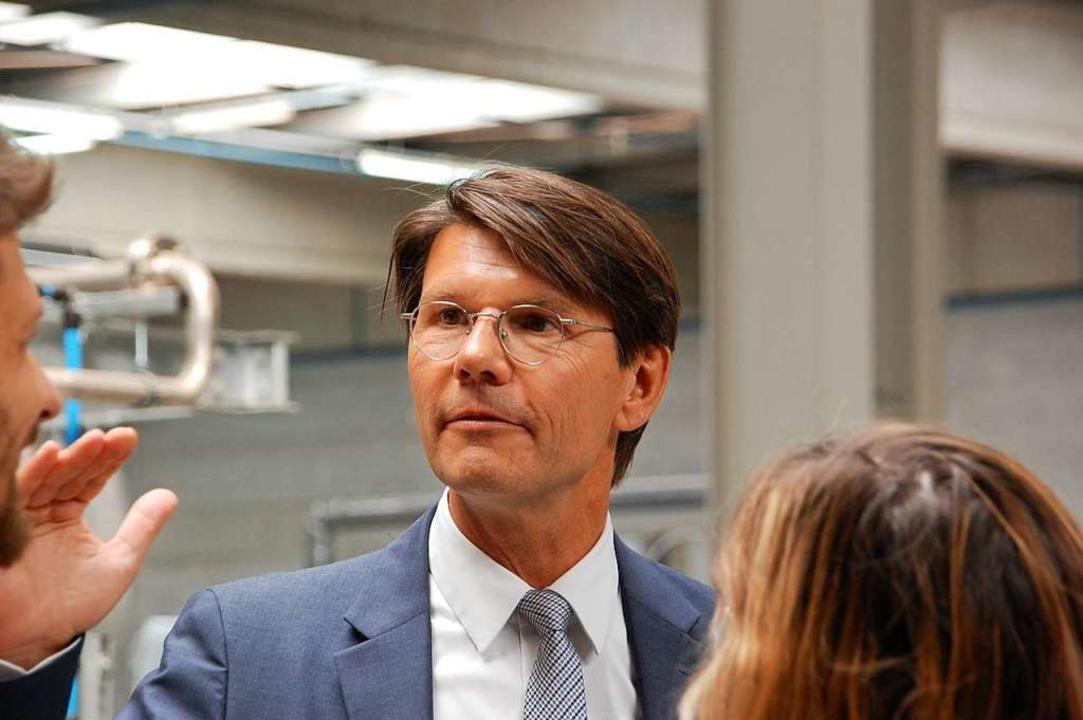 Pierre-Etienne Bindschedler   | Foto: Bärbel Nückles