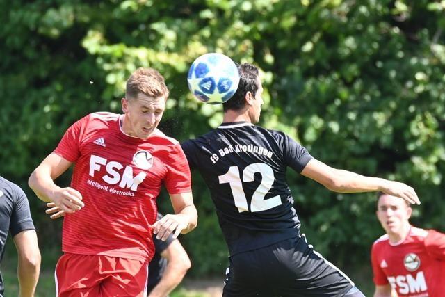Der FSV RW Stegen fremdelt nicht mit der neuen Liga