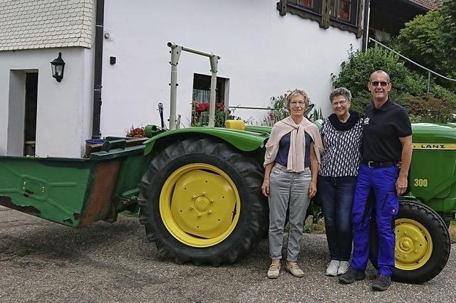 Wohin ein Ühlinger acht Stunden mit dem Traktor seines Vaters fuhr