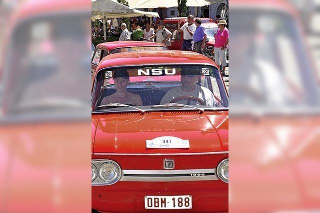 MSRT Freiamt rüstet sich für NSU-Treffen