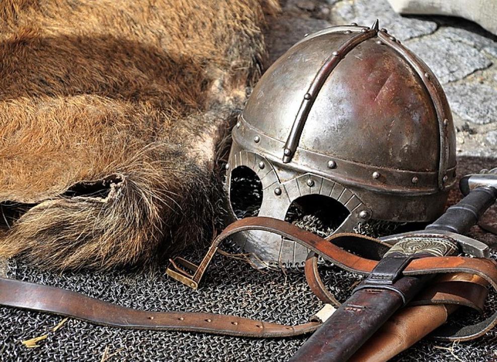 Helm und Schwert  | Foto: Veranstalter