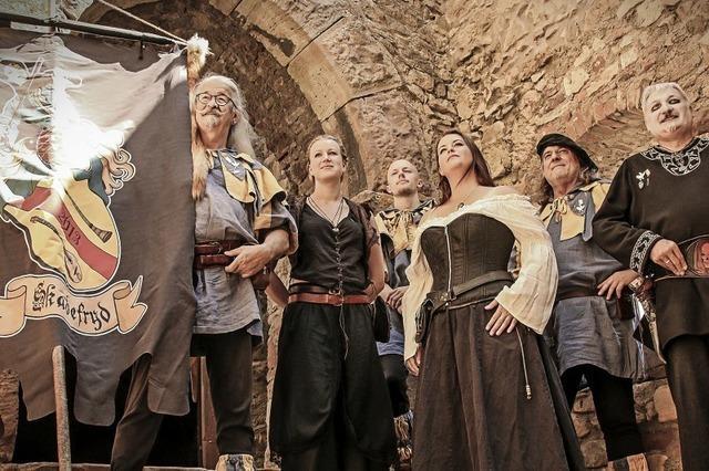 Musik in mittelalterlichem Gewand