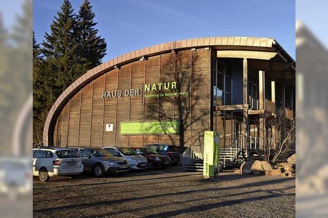 Haus der Natur hofft auf Geld aus Landeshaushalt
