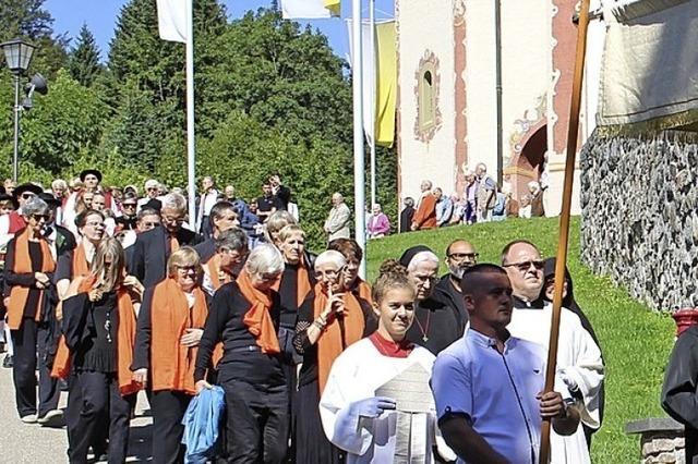 Todtmoos feiert Patrozinium