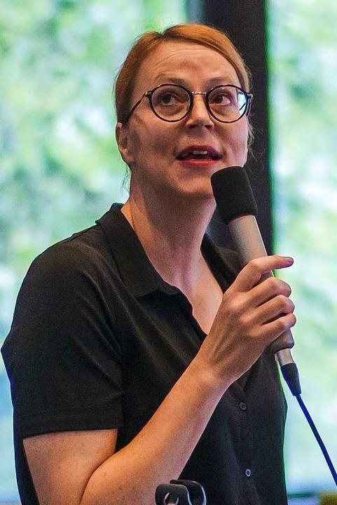 Blickte ein paar Jahre voraus: Monika Neuhöfer-Avdic    Foto: Ansgar Taschinski