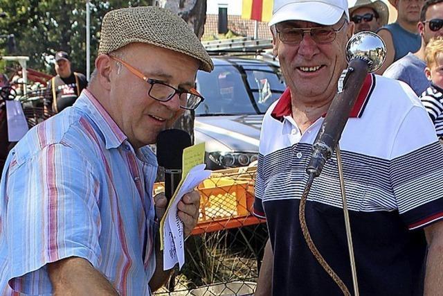 Klaus Otte sorgte 50 Jahre lang für den guten Ton
