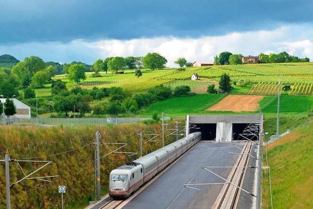 Bahn macht keine Aussage zu Halten in Ebringen und Schallstadt