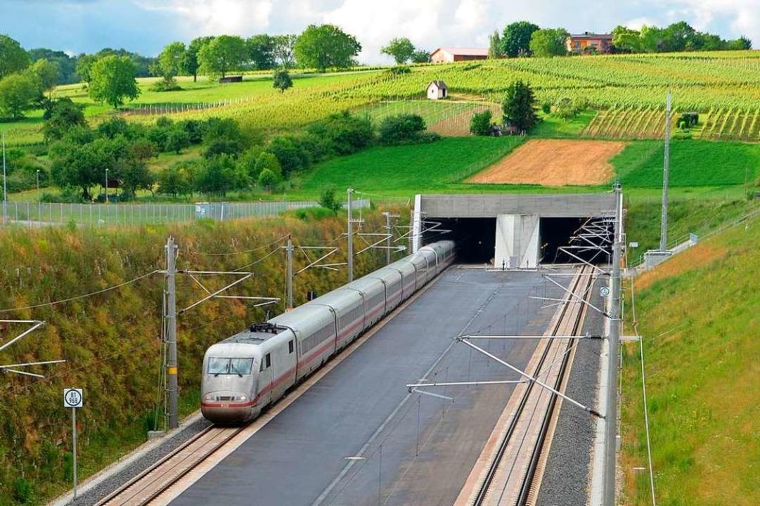 Durch den Katzenberg führt bereits ein...e künftig durch den Batzenberg fahren.  | Foto: Langelott