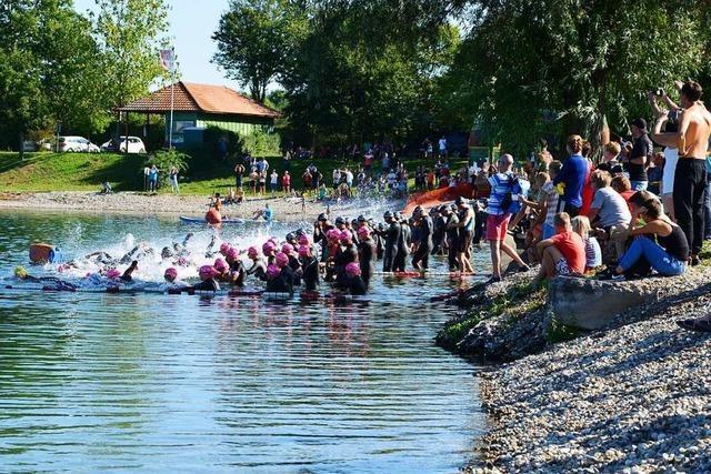 Freiburger Fritz Koch verblüfft die Triathlon-Szene