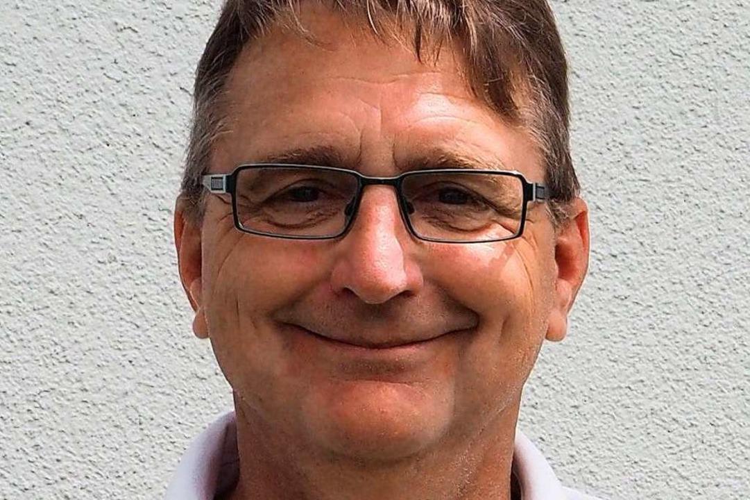 Der neue FVE-Trainer Claudio Braun.  | Foto: Privat
