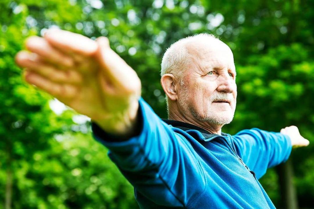 Viele ältere Menschen sind fit – und engagieren sich im Berufsleben.  | Foto: bilderstoeckchen - stock.adobe.com